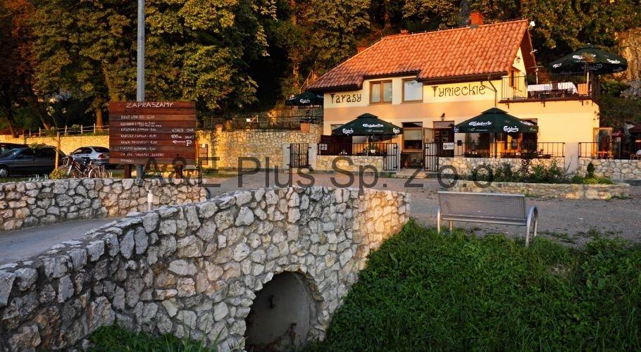 Restauracja Tarasy Tynieckie
