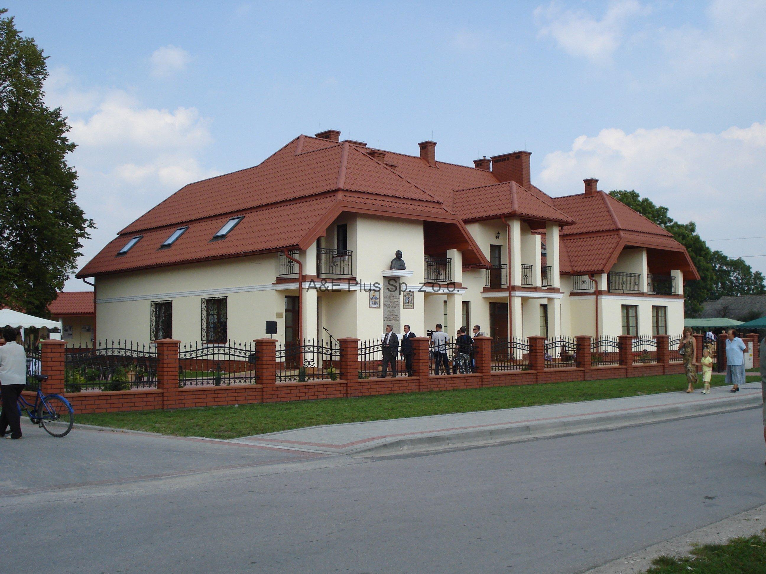 Pawilon B Ośrodka Opiekuńczo-Rehabilitacyjnego w Jadownikach Mokrych